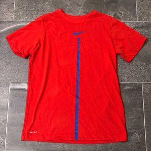 Boys Nike Dri-Fit Tee, Size L